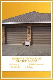 roll up doors halo overhead door