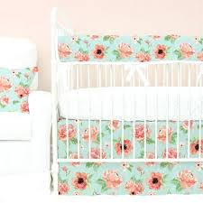 fl baby bedding on c lane s crib target watercolor vintage peach cot sets navy watercolor fl baby bedding