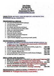 Security Resume Jpg John Bolger Flickr