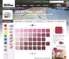 Test Paint Color Online Behr Color Choices Retro Office Vintage American Steel Furniture