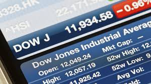 Dow Jones Watches Its New All Time High