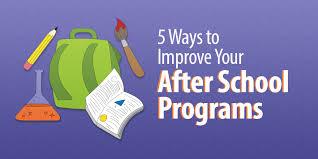 5 Ways To Improve Your After School Programs Capterra Blog