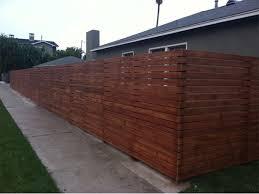 horizontal wood fence. Simple Fence Horizontalwoodfencing04jpg Throughout Horizontal Wood Fence R