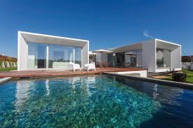 modern architectural house. Plain House And Modern Architectural House A