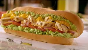 subway en chipotle melt with guacamole sub features grilled en guacamole monterey cheddar cheese chipotle southwest sauce and a choice of