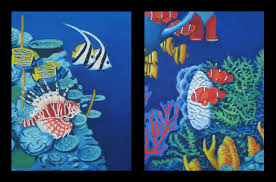 Coral Reef Paint Color Oil Painting Medic Oil Painting Tips For Fish Found In Coral Reefs