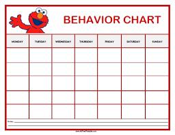 Marvel Reward Chart Printable Elmo Behavior Chart Free Printable Allfreeprintable Com
