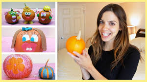 play 3 pumpkin decorating ideas for toddlers no carving