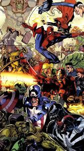 Marvel iPhone Wallpaper ...
