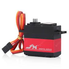 <b>JX PDI</b> - <b>6221MG</b> 4.8 - 6V 0.16sec/60-degree Digital Servo | Gearbest