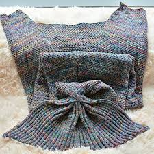 Mermaid Tail Blanket Knitting Pattern Inspiration FADFAY Mermaid Blanket Knitting Pattern Blanket Mermaid Tail Blanket