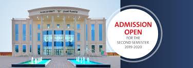 University Of Alabama Organizational Chart Al Ain University