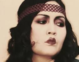 1920s makeup look lea whitefeather