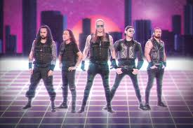 Dragonforce Announce New Album Debut Highway To Oblivion