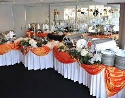 food table decoration ideas wedding