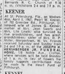 Obituary Effie Pearl Wolfe - Newspapers.com