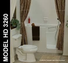 hydro dimensions 3260 walk in bathtub