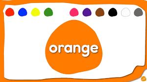 Learn Colors Preschool Chant Colors Song For Preschool By Elf