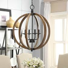 sphere lighting fixture. rustic orb chandelier wood globe pendant light sphere lamp ceiling metal fixture lighting n