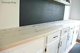diy wood kitchen countertops wooden worktop plank