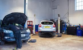 servicing repairs