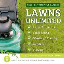 Lawn Mowing Ads Lawn Care And Landscaping Instagram Ad Template Postermywall