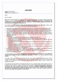 Payroll Administrator Cover Letter 10 Management Cover Letter Templates Proposal Sample