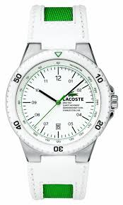 17 best ideas about mens white watches movado mens lacoste men s toronto white green watches