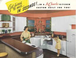 Retro Renovation Kitchen Upcycled Vintage Retro 1950s 60s Kitchen Larder Cupboard