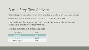 Measures Of Cardiovascular Fitness Ppt Download