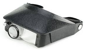 <b>Лупа налобная</b> бинокулярная Magnifier MG-81006 купить в ...