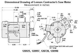 leeson electric wiring diagram wiring schematics and diagrams delta table saw motor 36 600 circuit and schematic wiring marathon electric motor wiring diagram