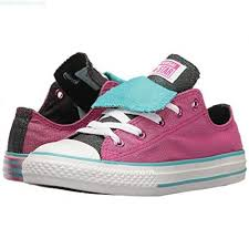 converse for kids. converse kids chuck taylor all star double tongue ox (little kid/big kid) w9onloi7 for o