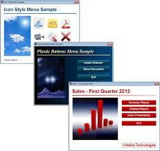 Online Menu Creator New Menu Examples