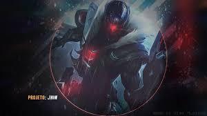 project jhin by alexmust4ng hd wallpaper background fan art artwork league of legends lol