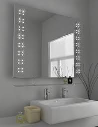 Bose LED Bathroom Mirror with Sensor Demister Pad and Shaver Socket