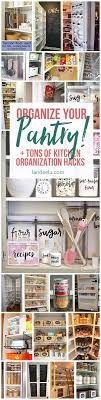 Kitchen Organization 17 Best Ideas About Kitchen Organization Tips On Pinterest Small