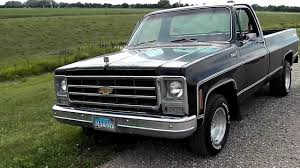1979 Chevy Truck - YouTube