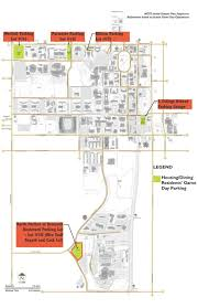 Csu Canvas Stadium Seating Chart Special Parking Policy For Csu Game Days What You Need To