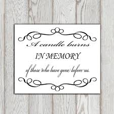 In Memory Quotes Enchanting In Loving Memory Quotes Awesome In Loving Memory Printable Memorial