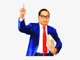 biography dr br ambedkar png image