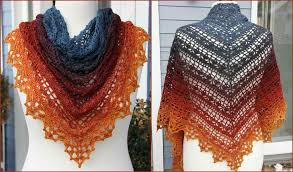 Free Shawl Crochet Patterns Custom Bruinen Shawl [Free Crochet Pattern] Your Crochet