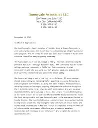 Sample Recommendation Letter From Employer      Free Documents in