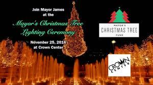 Kansas City Mayor S Christmas Tree Lighting Ceremony Mayors Christmas Tree Fund