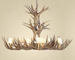 outdoor chandelier lighting antler candelabra deer antler pendant light non electric chandelier