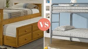 wood vs metal bed frame moms bunk house bunk bed feng shui moms