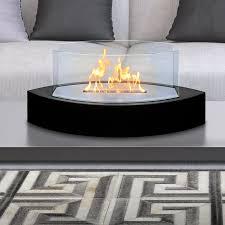 anywhere fireplace lexington bio ethanol tabletop fireplace regarding coffee table fireplace