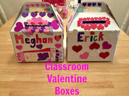 Decorating Valentine Boxes valentine boxes for school boxes because you can cut the 2