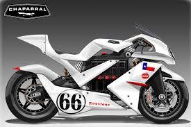 chaparral electric racer concept