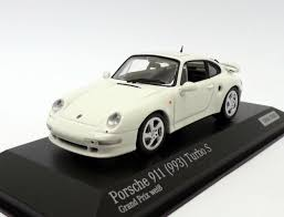Find your perfect car on classiccarsforsale.co.uk, the uk's best marketplace for buyers and traders. Porsche 911 993 Turbo S White 1 43 Minichamps For Sale Online Ebay